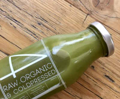Fitzrovia: Roots Juicery