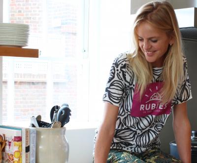 Meet the Glowgetter: Rubies in the Rubble's Jenny Costa