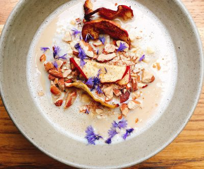 Covent Garden: 26 Grains - London's Perfect Porridge
