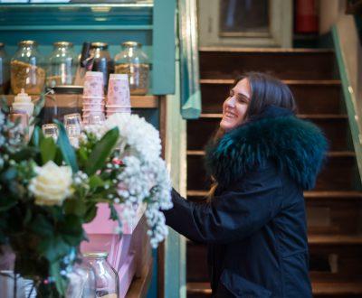 top 5 London cafés