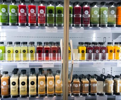 Notting Hill: Juicebaby opens in Westbourne Grove