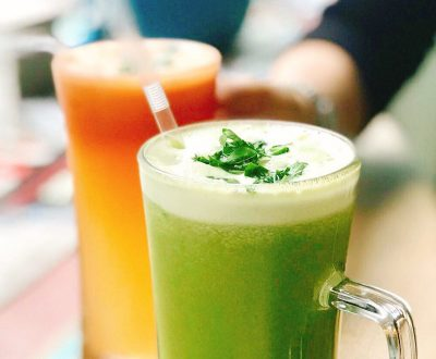 Top 5 Juice Bars in London