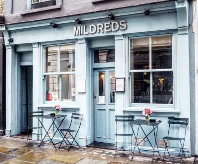 Soho: Mildreds, the vegetarian trailblazer