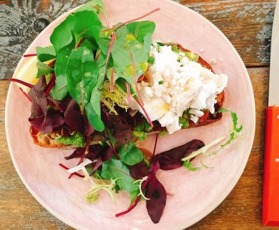 Chiswick: brunch perfection at Angie's Little Food Shop