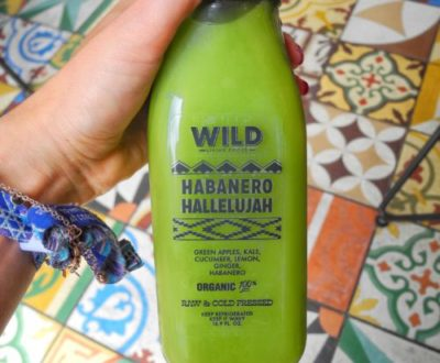 Downtown, LA: Wild Living Foods