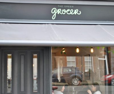Amersham, Buckinghamshire: The Green Grocer at 91