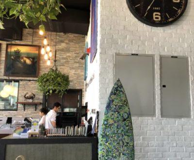 Surf Café, Dubai