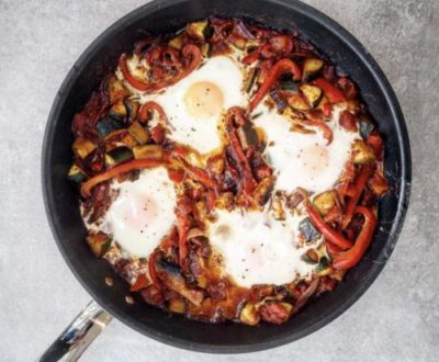 Recipes: Shakshuka-Jenna Hope