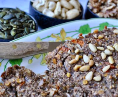 Recipes: Eli's Vegan Nut Roast