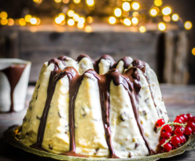 Recipes: Donna's Christmas Nice Cream Cake