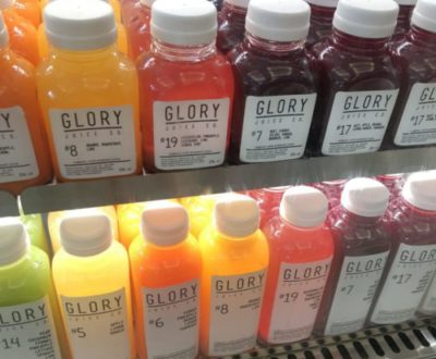Glory Juice Co., Vancouver