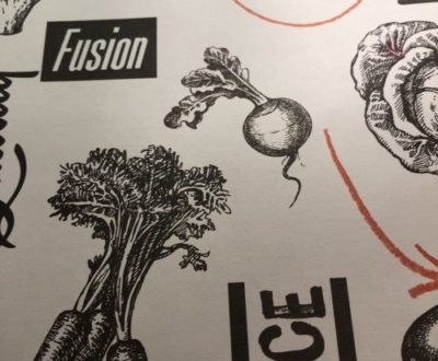 Marta's Veggie Fusion, Split